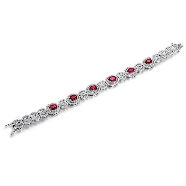natural Ruby Bracelet