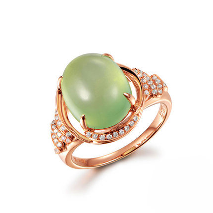 natural Colored Stones Ring