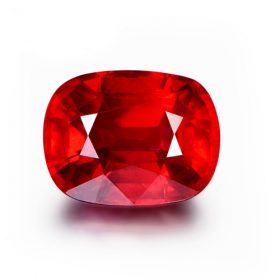 Unheated Mozambique Ruby
