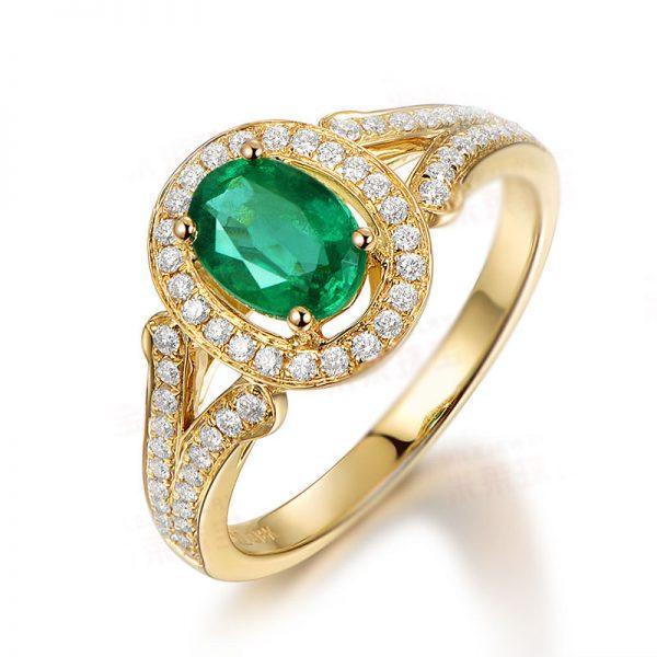 Emerald Gemstones and Jewellery